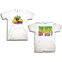 048d0cd7f MTV Mens Classic Retro Shirt - #TBT Mens 1980's Clothing -