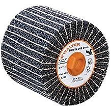 10-Pack,abrasives Sanding Sleeves A/&H Abrasives 118310 Spiral Bands 1//4x5 Aluminum Oxide 80 Grit Spiral Band Aluminum Oxide