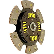 ACT 4212003 Xtreme 4 Pad Race Clutch Disc