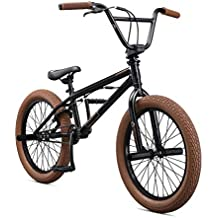 b9abb535208b Mongoose Legion Freestyle BMX Bike Line for Beginner to Advanced Riders,  Featuring Hi-Ten Steel or 4130 Chromoly Frames with Micro Drive 25x9T .