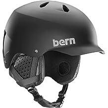 57-60.5cm New Bern Brentwood Men Adult Bicycle Helmet w// Visor SATIN WHITE L//XL