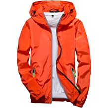 Allywit Business Windbreaker Mens Slim Coat Coat Plus Size M-7XL