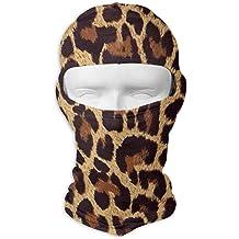 Gomop Ski Cap Colorful Dinosaurs Full Face Mask Wind-Resistant Face Mask