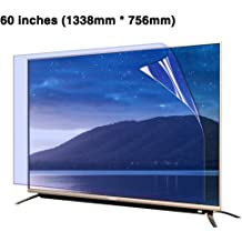 LED OLED /& QLED 4K HDTV,A CUUYQ 32 Inches TV Screen Protector Ultra-Clear Protector Film Anti-Blue Light Non-Glare Anti-Scratch Eye Protection for LCD