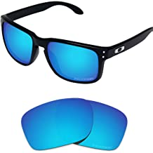 092f32ac99f62 Tintart Performance Lenses Compatible with Oakley Holbrook Polarized Etched