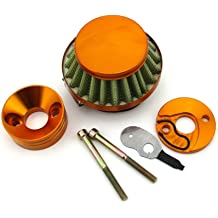 Air Filter Adapter Velocity V-Stack Kit Fit 33c 43cc 49cc Big Foot GoPed Scooter