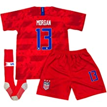 finest selection 310e9 289df Sports & Outdoors New 2018-2019 Carli Lloyd #10 USA National ...