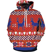 UkEdNs Space Galaxy Jacket Sweatshirt Men//Women Print Zip Jackets 3D Hoodies Casual Harajuku Hooded Sweatshirt