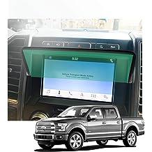 LFOTPP GPS Navigation Sun Hood Anti Reflective,Block Sunlight Block Sun Glare Customized for 2019 RAV4 Vehicle Navigator Sunshade Visor Glare Vision Shield