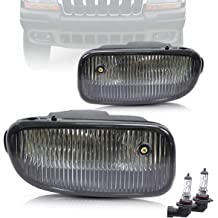 Dodge Ram 1999 2000 2001 2002 2PCS US Stock YUANZHENG Fog Lights Replacement Compatible with with 896 12V 37W Bulb /& Brackets YFL-RAM-0024 Driver /& Passenger Sides