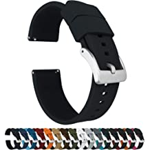 fe70c09d1db5 Barton Elite Silicone Watch Bands - Quick Release - Choose Color - 18mm