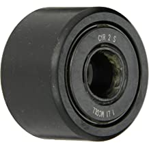 BQLZR 19mm Dia KR19 Cam Follower Needle Roller Bearing Stud Type Bearings with Hex Nut Pack of 2