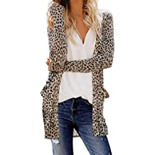 Chaofanjiancai Womens Fluffy Tail Tops Hooded Pullover Loose Sweater Solid Blouse Button Coat