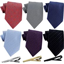 ZXCVBN Striped Soft Mens Cotton Artificial Skinny Ties Men Business Small Tie Cravat