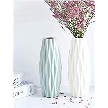 XGOGOP Black Decorative Vase for Home Decor 10in B  gsf r W  d ...