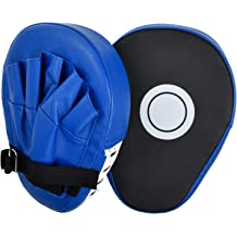 R Punch Pad SODIAL Thai Kick Boxing Martial Training Target Punch Pad Strike Shield Sparring US