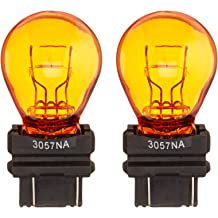 RoadPro RP-1277A4P LED 2 Round Sealed Light 4 Pack