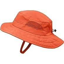 76a388f71f7 Connectyle Kids UPF 50+ Bucket Sun Hat UV Sun Protection Hats Summer Play  Hat