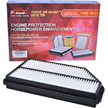 Replacement Activated Carbon Car Cabin Air Filter for NISSAN Quest/ CF11172 Upgraded with Active Carbon POTAUTO MAP 2013C