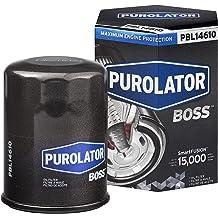PL14610 Purolator One Oil Filter Pack of 2