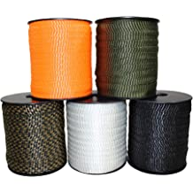 1//4 lb 1-pack Twisted Bonded Natural Nylon Twine Size #48