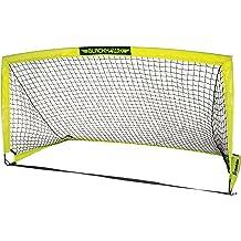 cb1a001c0 Franklin Sports Blackhawk Portable Soccer Goal - Pop-Up Soccer Goal and Net  - Indoor or Outdoor Soccer Goal - Goal Folds For Storage - .