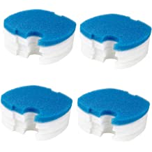 16PCS Aquarium Filter Pad for SUNSUN//PERFECT//GRECH//Super HW-402B Canister