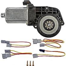 Power Window Motor Rear Left Dorman 742-183