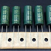 10pcs 270UF 35V270uf SANYO WX 10X12.5mm Low Impedance High Ripple Capacitor