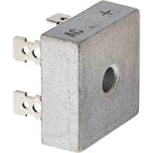 NTE Electronics MSC125V108 Series MSC Motor Start AC Electrolytic Capacitor 108-130 /µF Capacitance 110//125V Two 0.250 Quick Connect Terminals
